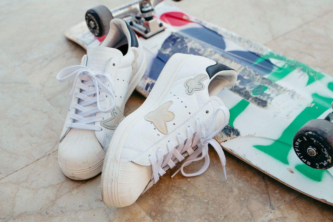 adidas Skateboarding Superstar by Mark Gonzales Off Board