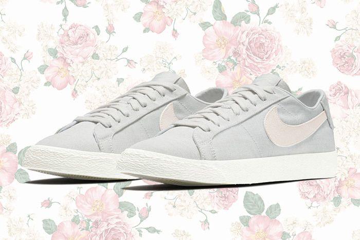 Nike Sb Zoom Blazer Flower 5