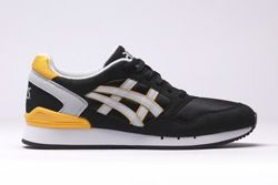 Asics Gel Atlantis Black Yellow Thumb