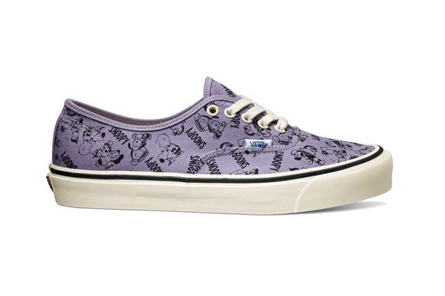 Vans X Peanuts Collection 5