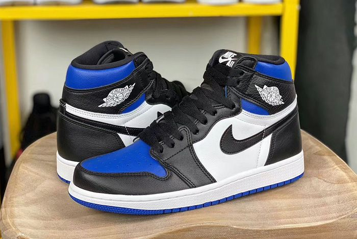 Air Jordan 1 High Og Game Royal 555088 041 Release Date 3 Leaked 3