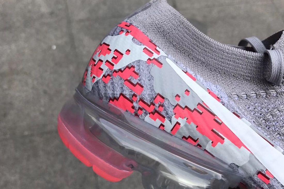 Nike Air Vapormax Digi Camo Grey 2