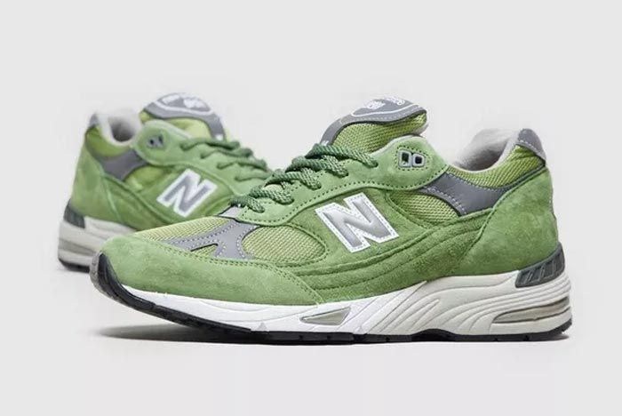 New Balance 991 Made In England Pair