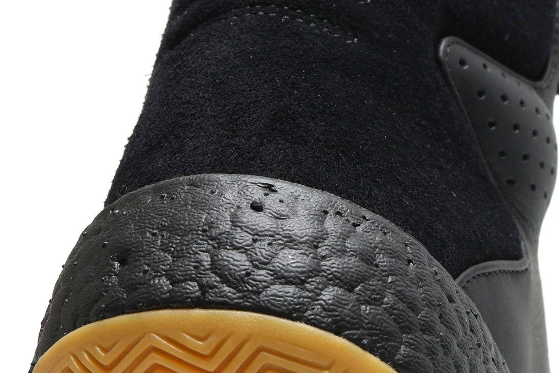 Adidas Tubular Instinct Black Leather 2