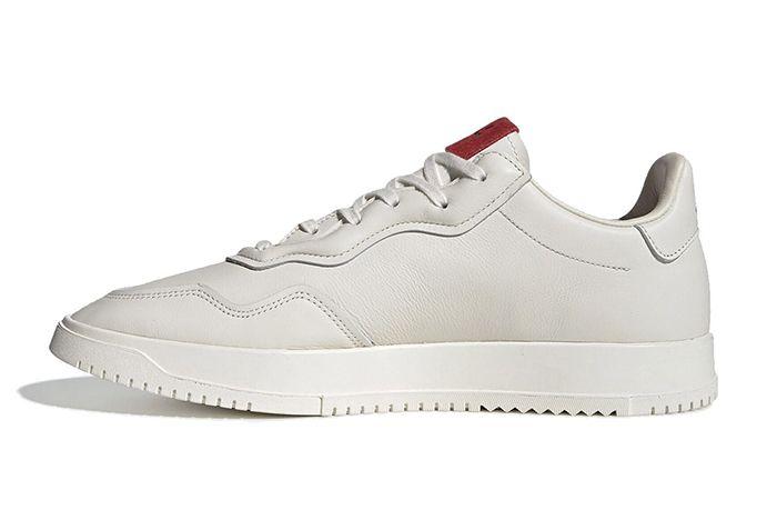 Fourtwofour Adidas White Heel