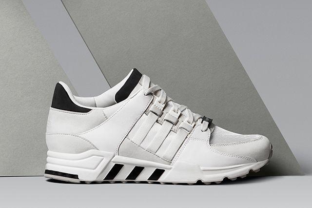 Adidas Originals Eqt Running Support White Pack 2