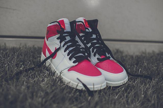 Air Jordan 1 Gg Sport Fuchsia 6