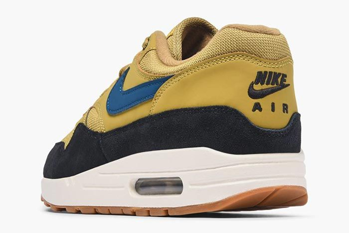 Nike Air Max 1 Golden Moss Release Date 1