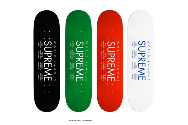 Supreme Ss15 2015 Accessories Collection 25
