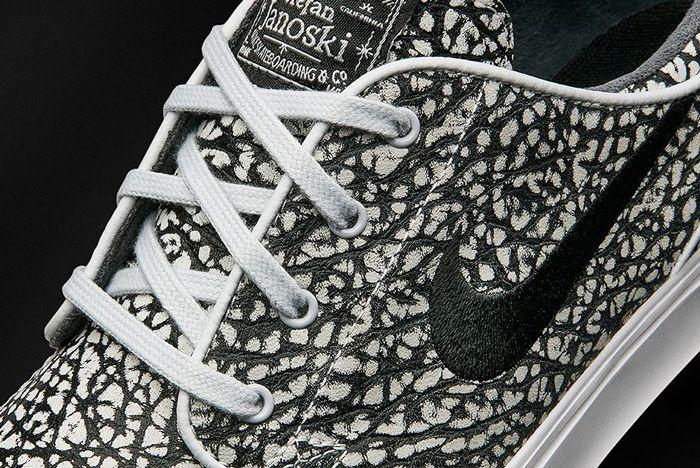 Nike Sb Zoom Stefan Janoski Elite Road Pack Detail 1