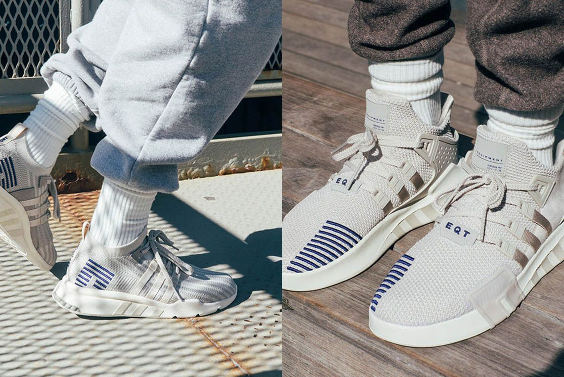 Adidas Eqt Pack Sns Lead Sneaker Freaker