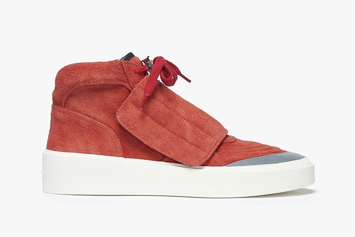 Fear Of God Red Skate Side4