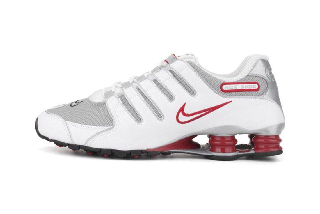 Material Matters Nike Shox Big Nz
