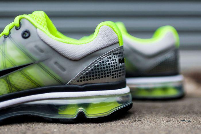 Nike Air Max2009 Neutralgrey Blk Volt Wht 9 1024X1024