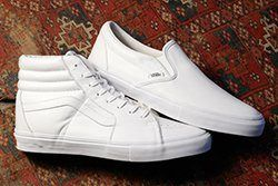 Vans Vault All White Basics Pack Thumb