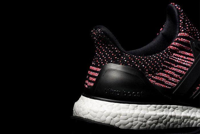 Adidas Ultra Boost Nyc Black Pink 2