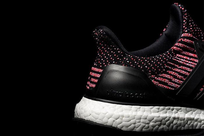 Adidas Ultra Boost Nyc Black Pink 2