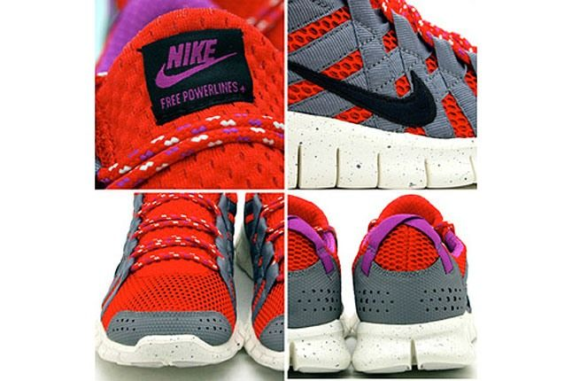 Nike Free Powerlines Red 3 1