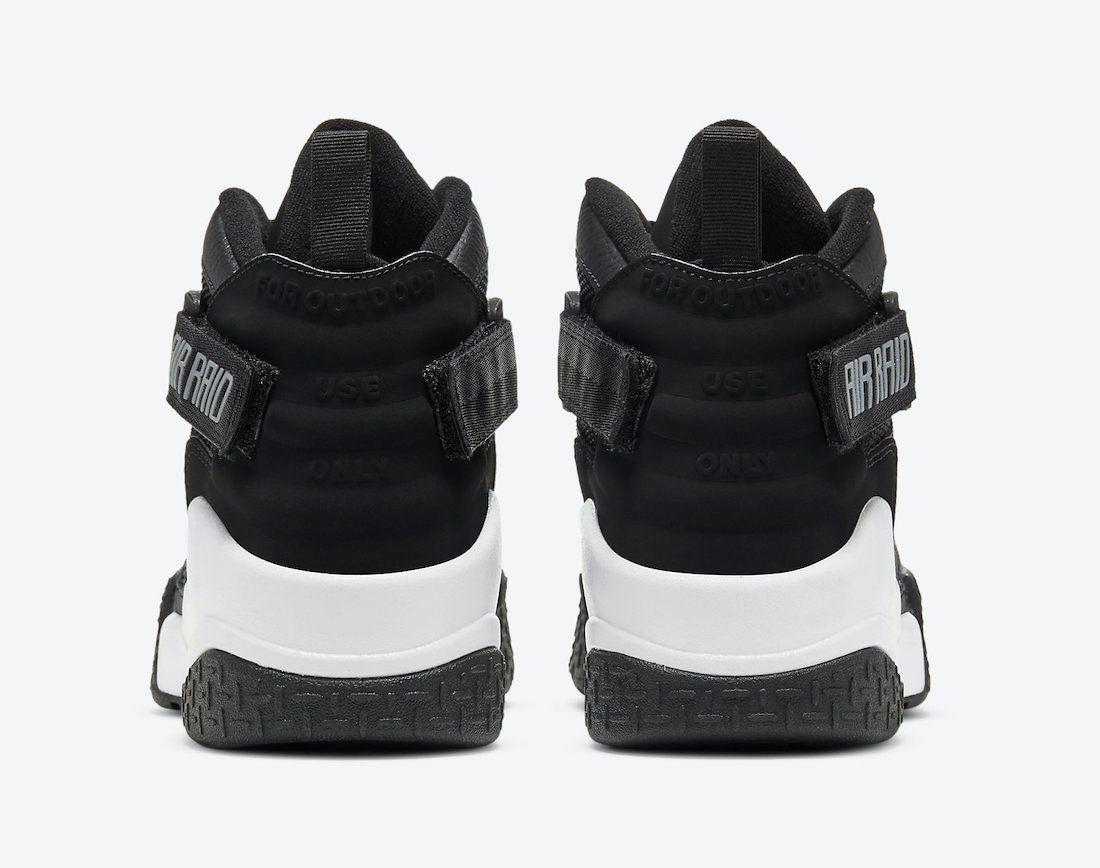 Nike Air Raid OG Black Grey