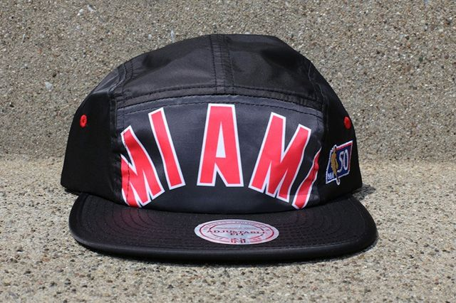 Mitchell Ness Nba Cap Collection 8