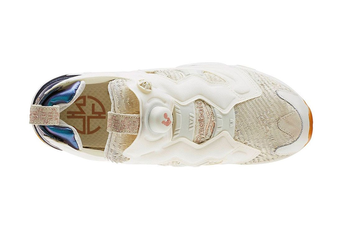 Reebok Insta Pump Fury Year Of The Rooster 2