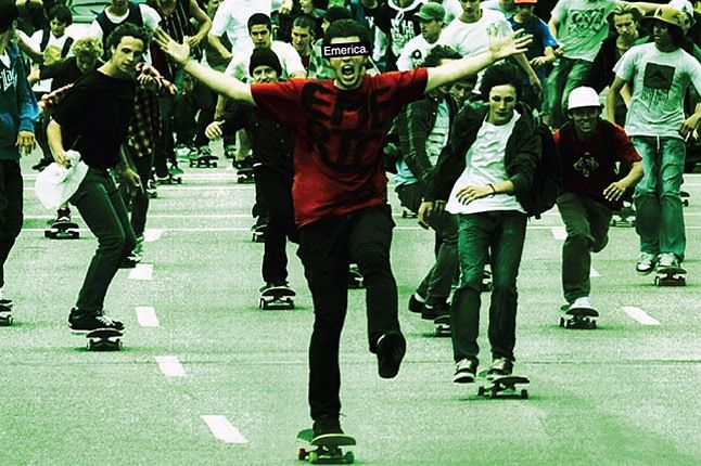 Emerica Wild In The Streets 1