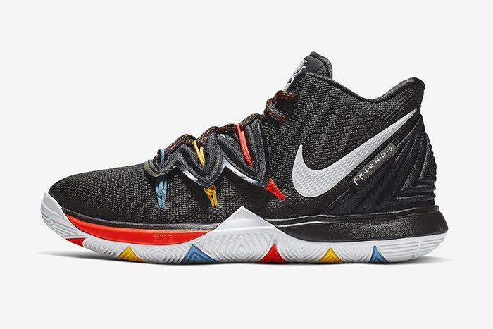 Nike Kyrie 5 Friends Aq2456 006 Release Date Left Lateral
