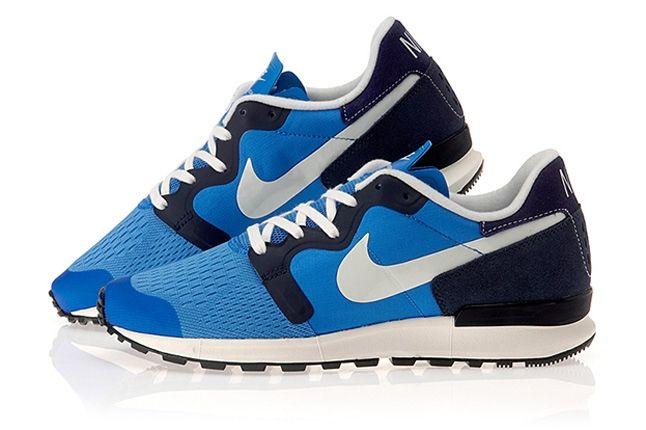 Nike Air Berwuda Blue Midfoot Porifle 1