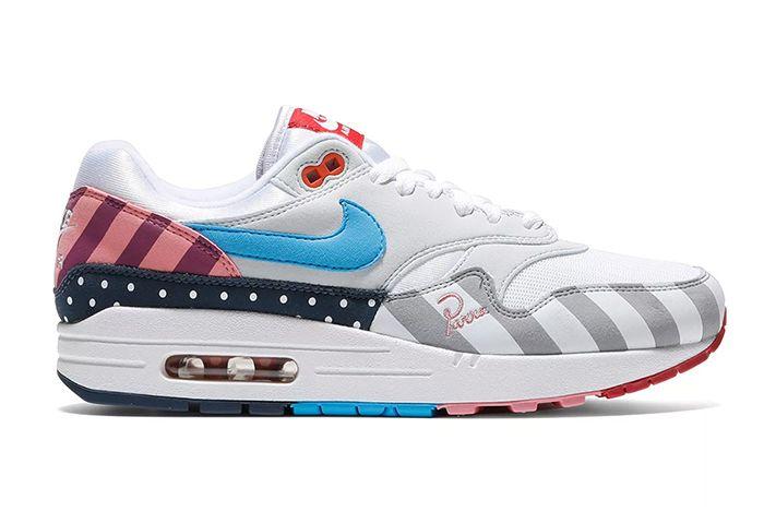 Parra Nike Air Max 1 At3057 100 3 Sneaker Freaker