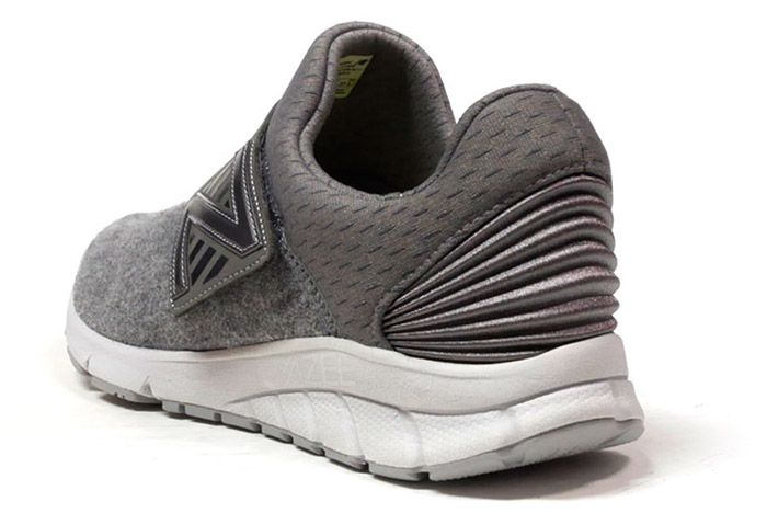 New Balance Rush Slip On Grey 5