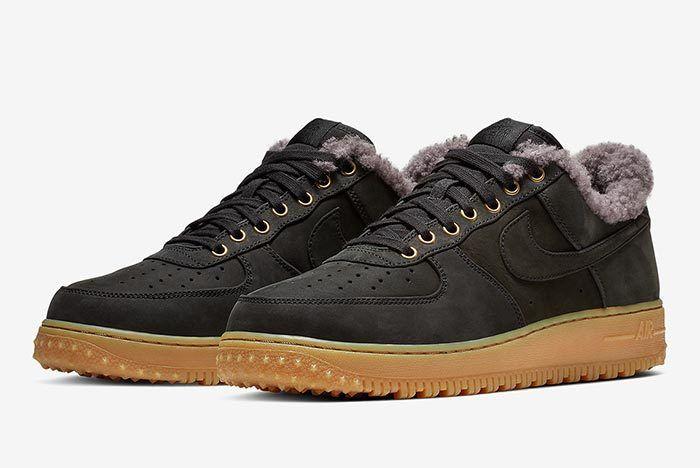 Nike Air Force 1 Sherpa 1