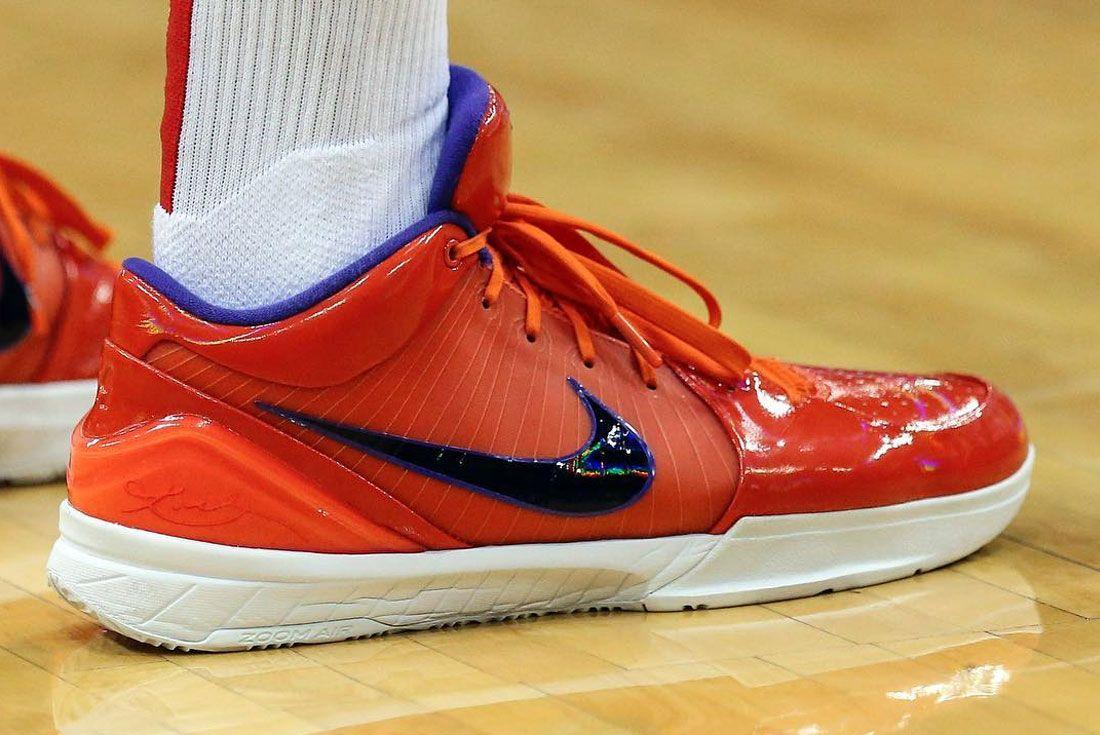 Nike Kobe 4 Red Right