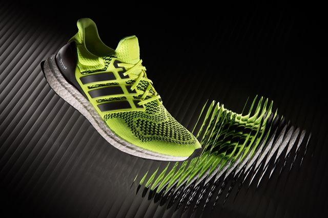 Adidas Ultra Boost Solar Yellow 7