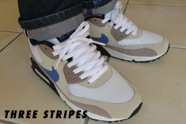 Three Stripes Nike Air Max 1