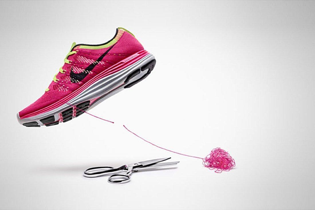 Material Matters Nike Flyknit Technology 6