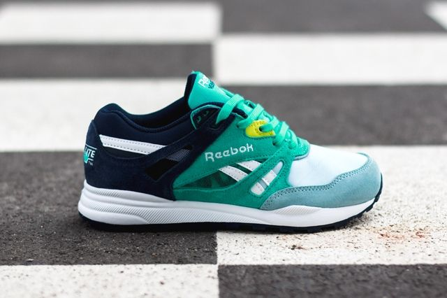 Reebok Ventilator Timeless Teal Whisper Blue 4