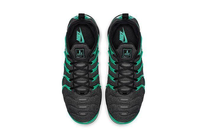 Nike Air Vapormax Plus Green Black 3