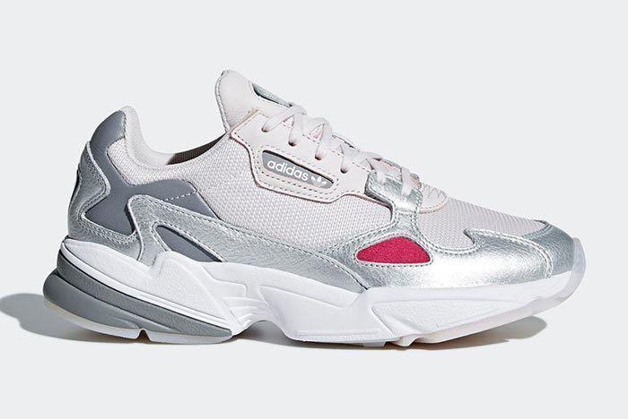 Adidas Falcon Silver 2
