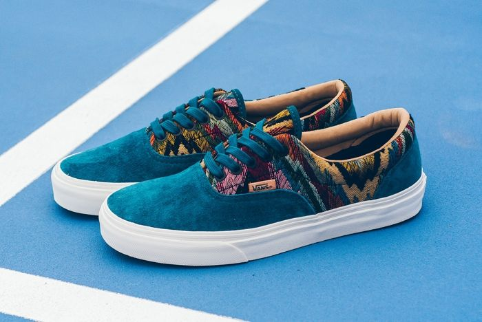 Vans Era Ca Atlantic Deep 6