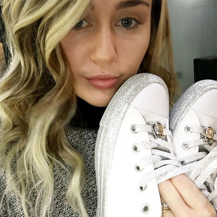 Miley Cyrus X Converse All Star Collection 4