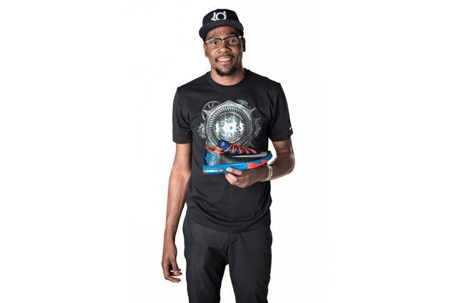 Nike Kd Vi Away Durant