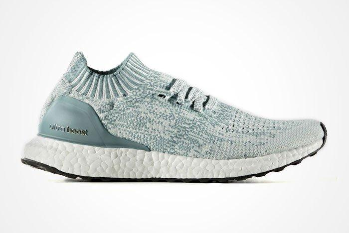 Adidas Ultraboost Uncaged Vapour Green 1