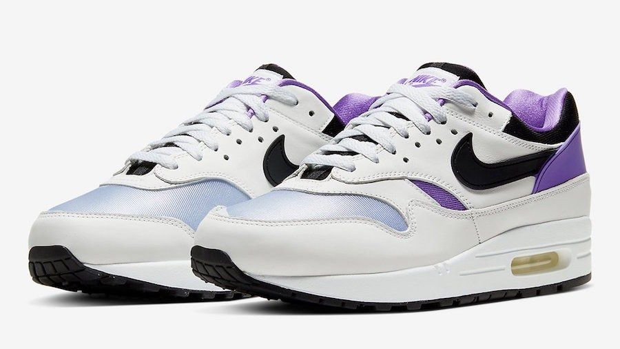 Nike Dna Series 1 Purple Punch Quarter