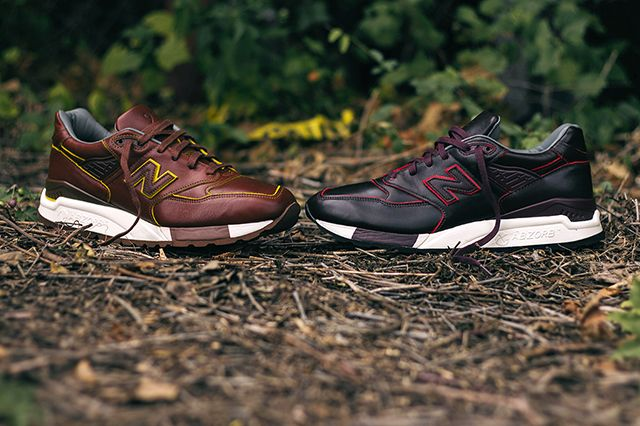 Horween Leather New Balance Pack
