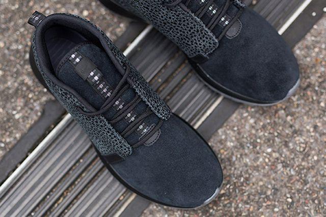 Roshe Run Sneaker Black Safari 3