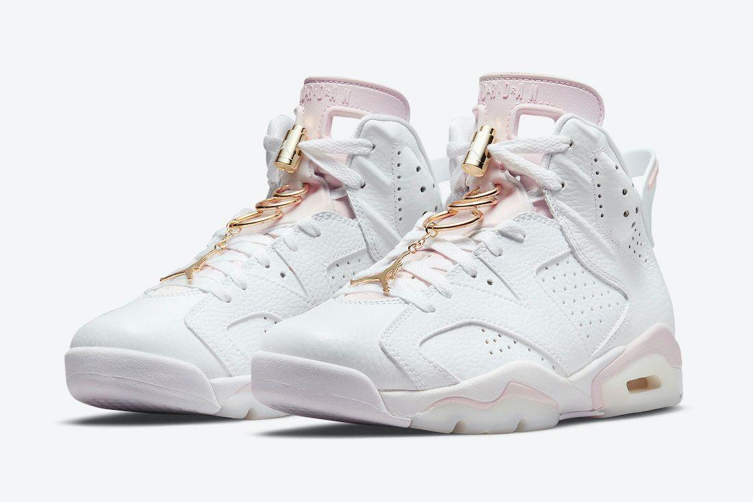 The Air Jordan 6 'Gold Hoops' Has Been Confirmed