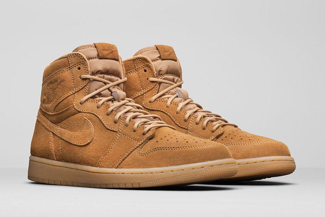 Air Jordan 1 Wheat 1