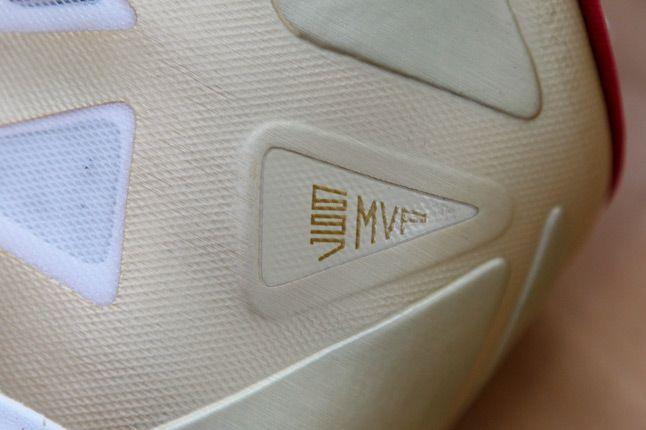 Nike Lebron X Gold Mvp 1