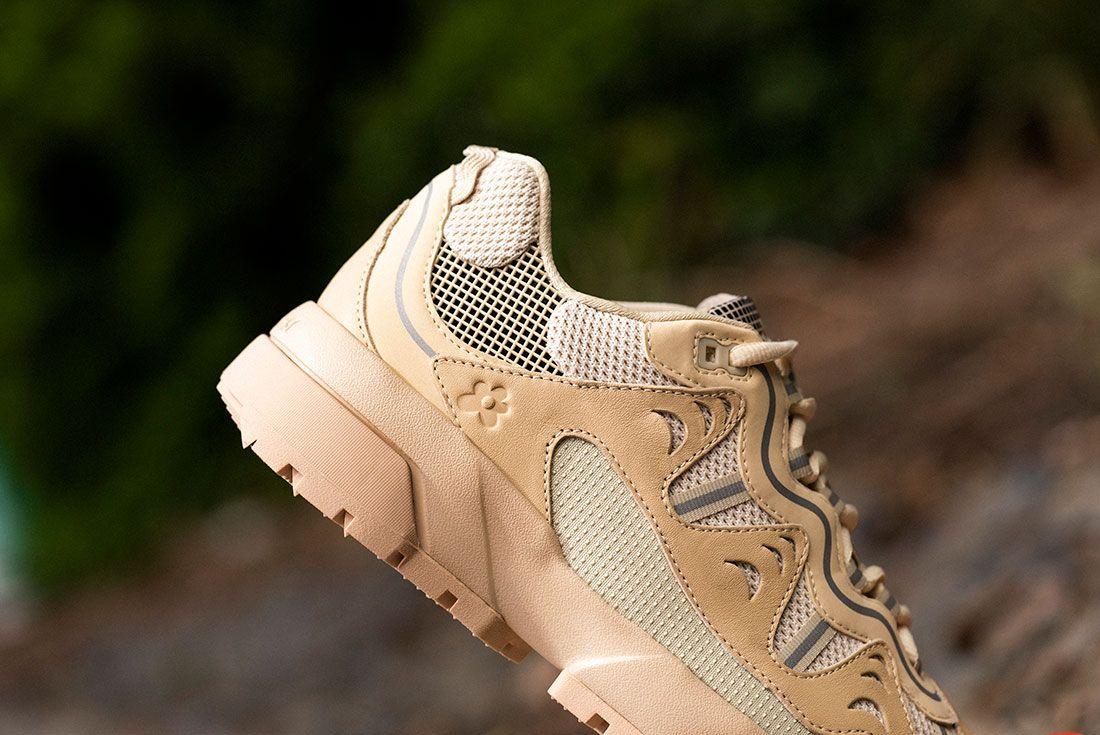 Converse Golf Le Fleur Hiker Gianno Biscotti Heel Detail