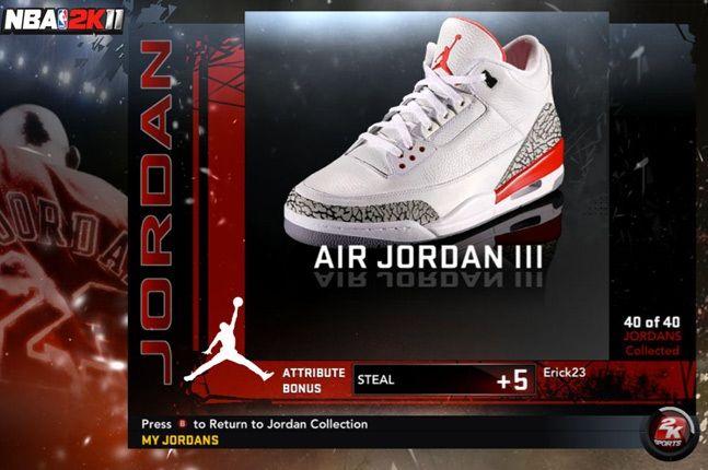 Jordan Nba 2K11 I11 1
